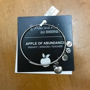 Alex and Ani Apple of Abundance Bracelet